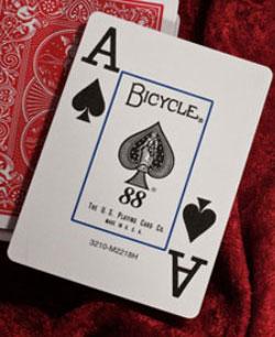 Jumbo Index Playing Cards